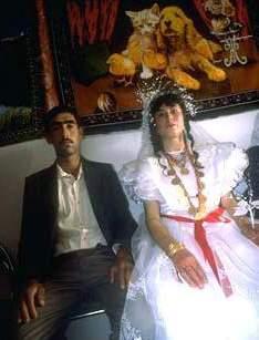 Турецкая свадьба (это не Марина)