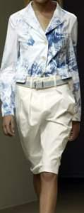 Юбки модные в 2005