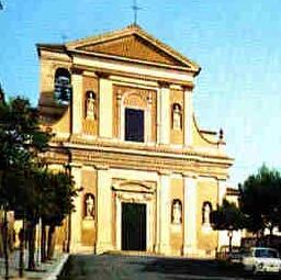 Базилика Св. Валентина в Терни