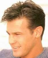 Причёски мужские для шатенов