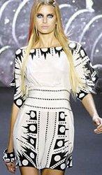 Летнее платье 2008