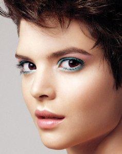 глаза макияж 2008