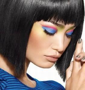 Лето2010 стрижки для волос средней