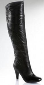 Самые модные зимние женские сапоги 2 11 года