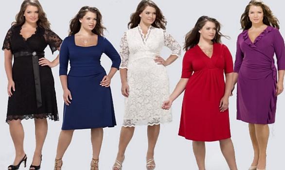 Женские летние платья на полных девушек фото