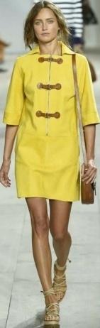 Деловой стиль: модные летние платья