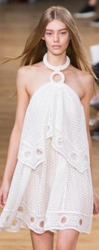 Летние платья 2015 - тенденции и фото