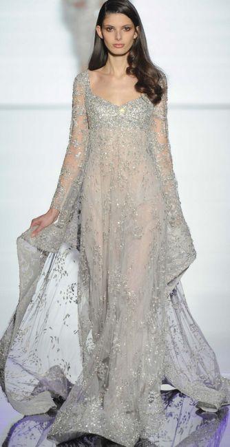 Платья из прозрачной ткани