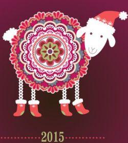 Картинки с новым годом 2003 год козы