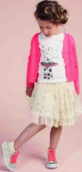 Модная де��кая одежда 2015 Мода для дево�ек на ве�н�