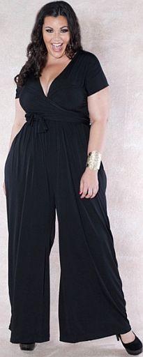 Фото брюк для полных женщин