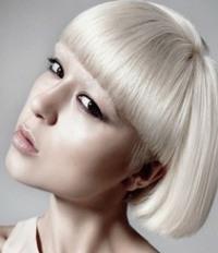 Стрижки для блондинок