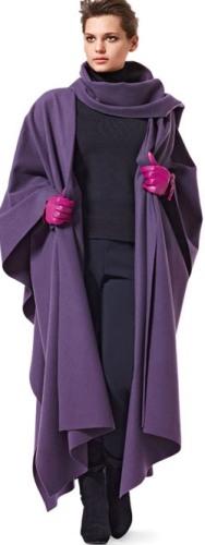Представляем вам фасоны модной одежды для пышек на сезон осень-зима 2013-20