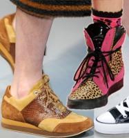 Женская обувь осень 2013 зима 2014 фото