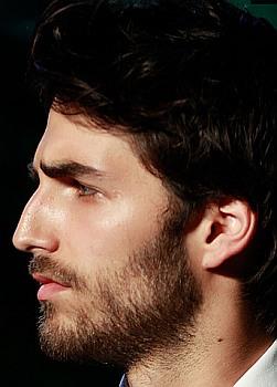 Мужские бороды и прически