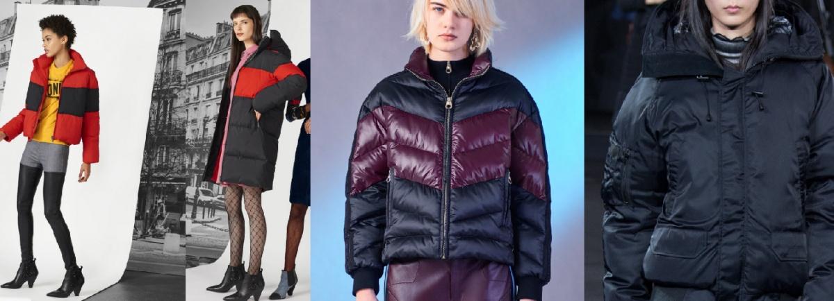 Модные теплые куртки осень-зима 2017
