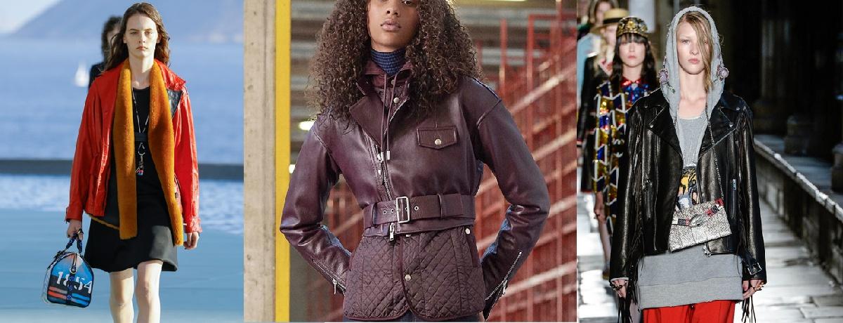 Двухслойные куртки - модный осенний тренд 2017