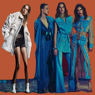 Модная одежда 2017 женская