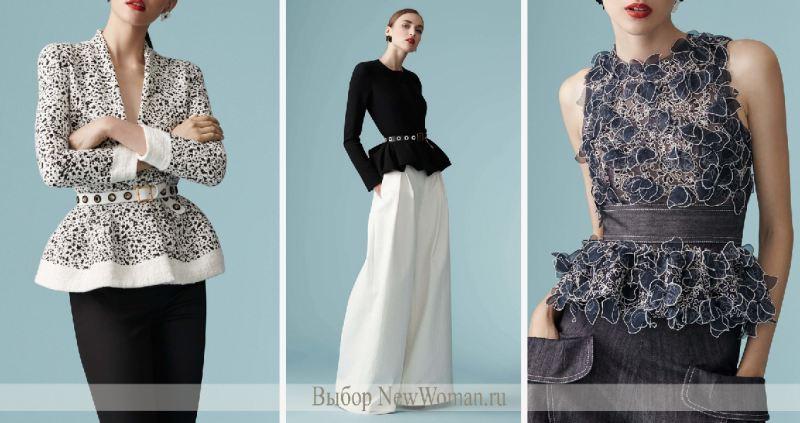 Блузка мода 2017