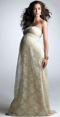 Платья для беременных свадебные, фото