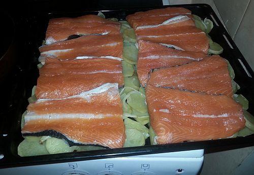 Рыба рецепты по шагово