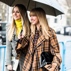 Уличная мода Осени 2018