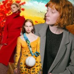 Главные тенденции осенней женской моды 2018
