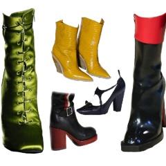 Модная женская обувь Осень-Зима 2018/2019 - главные тенденции, фото