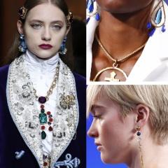 Модная бижутерия 2018 - фото трендов