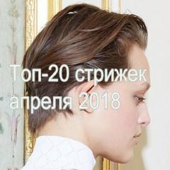 Топ-20 самых актуальных женских стрижек апреля 2018