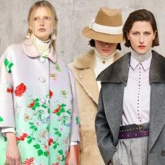 Осенняя мода 2018: женские пальто на осень