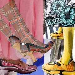 Модная женская обувь Весна-Лето 2018 - тенденции и фото