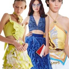 Модные топы весна-лето 2018 - топы летние, нарядные, с чем носить и сочетать - фото