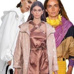 Модные женские куртки Весна-Лето 2018 года - тенденции и фото