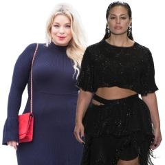 Мода и большой размер: платья и костюмы для полных весна-лето 2018