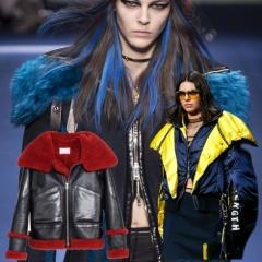 Цветовое разнообразие. Самые модные молодежные куртки этой зимы - фото новинок