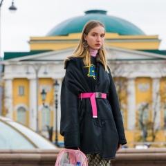 Уличная мода российской столицы - образцы московского молодежного стиля на весну 2018