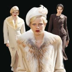 Какие пальто в этом сезоне носят обеспеченные и стильные жительницы европейских столиц