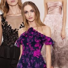 Нарядные платья 2018 для девушек - на весну, лето, осень, зиму 2018 - тенденции и фото