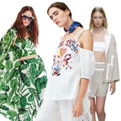 Летние дизайнерские женские костюмы Весна-Лето 2018 с модных показов Spring 2018 Ready-to-Wear
