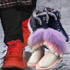 Дизайнерские обувные новинки на сезон Осень-Зима 2017/2018, пригодные для повседневной носки