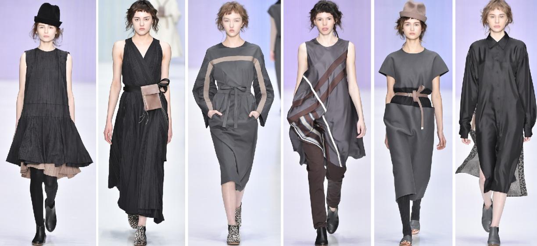 осенние деловые платья 2018 от Юлии Николаевой