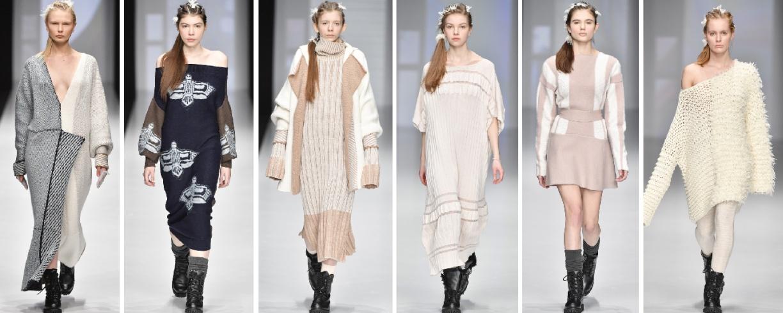 Модные зимние платья 2018 от KseniaSeraya