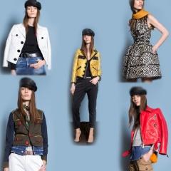 Стильная молодежная коллекция весенней женской одежды 2018 от итальянского бренда Дискуэад
