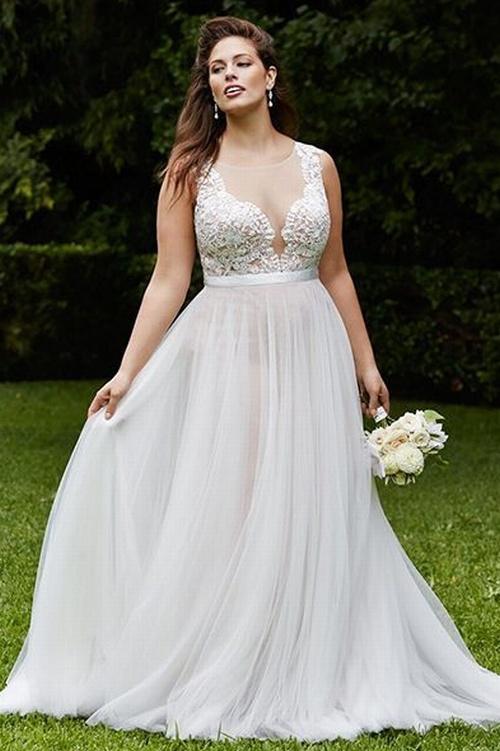 невеста-пышка