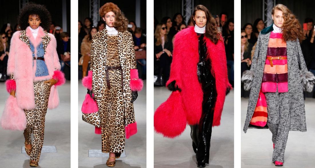 зимнее меховое пальто, пальто из крашеных нитей, шерстяное зимнее пальто с цветным мехом