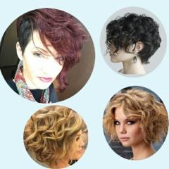 Весна-лето 2017: фото самых модных стрижек и причесок на средние волосы: паж/сессон, гаврош, пикси (эльф), короткий боб, короткое каре, асимметрия
