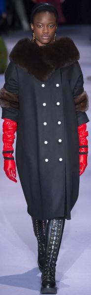 зимнее пальто кокон на полную фигуру