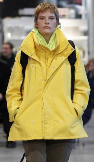 Какие куртки в моде осенью 2017