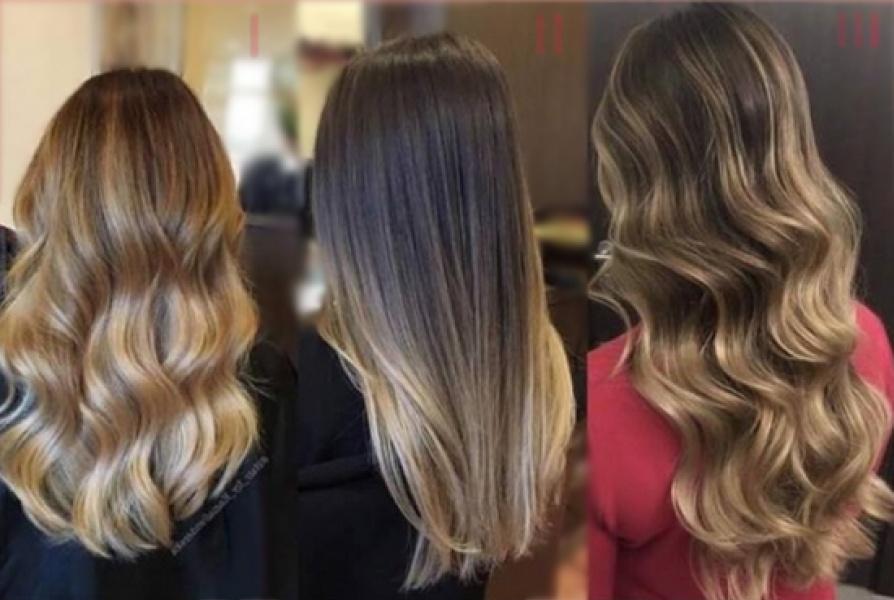 Главная тенденция в окрашивании длинных волос весной-летом 2017 года